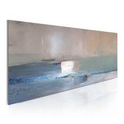 Kézzel festett kép - Az első hullám 100x40