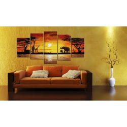 Kép - Hot Safari 100x50