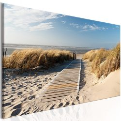 Kép - Őrizetlen strand 150x50
