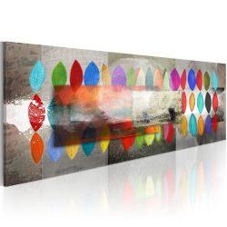 Kép - Formák és színek 120x40
