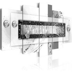 Kép - Gray Balance 100x50