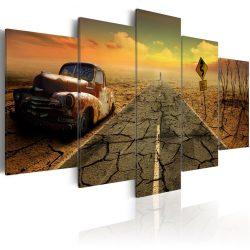 Kép - Difficult road 200x100