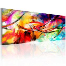 Kép - Dance of the rainbow 120x40