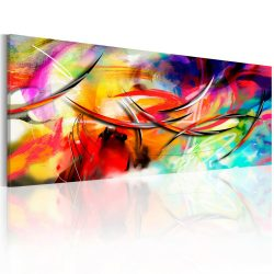 Kép - Dance of the rainbow 120x40