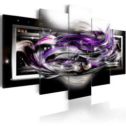 Kép - Purple smoke 100x50