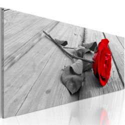Kép - Carmine rose 120x40