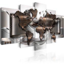 Kép - falitérkép - Pearl map Világtérkép 200x100