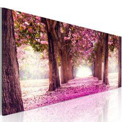 Kép - Fuchsia Garden 150x50