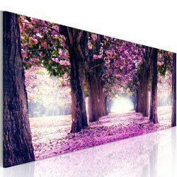 Kép - Purple Spring 150x50
