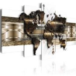 Kép - Metalic World 100x50