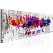 Kép - City of Artists 120x40