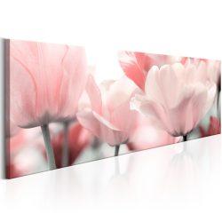 Kép - Pink Tulips 120x40