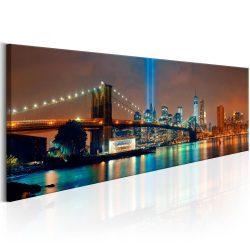 Kép - New York City: Beautiful Night  150x50