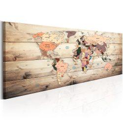 Kép - falitérkép - World Maps: Map of Dreams Világtérkép 150x50