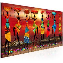 Kép - African Women Dancing 150x50