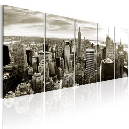 Kép - Grey Manhattan 200x80