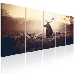 Kép - Stag in the Wilderness 200x80