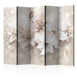 Paraván - Diamond Lilies II [Room Dividers] 225x172