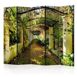 Paraván - Romantic Garden II [Room Dividers] 225x172