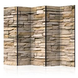 Paraván - Decorative Stone II [Room Dividers] 225x172