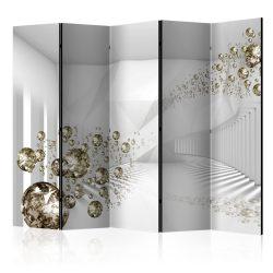Paraván - Diamond Corridor II [Room Dividers] 225x172