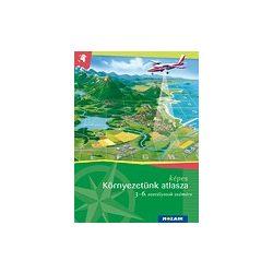 MS-4103V Képes környezetünk atlasza Mozaik kiadó 3-6. osztály számára