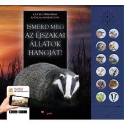 Ismerd meg az éjszakai állatok hangját! - Ki motoz a sötétben?  HVG könyvek 2018