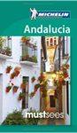 Andalucia útikönyv Michelin mustsees guide 2013
