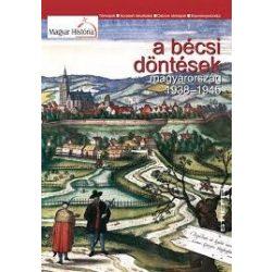 A bécsi döntések térkép Magyar História Stiefel  Stiefel