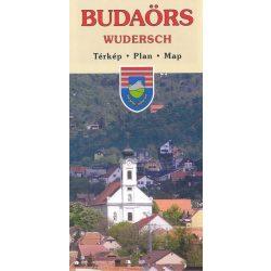 Budaörs térkép Nyír-Karta 2013