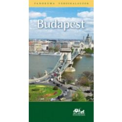 Budapest útikönyv Panoráma kiadó