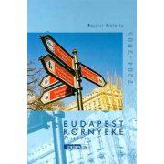 Budapest környéke útikönyv Utikönyv.com 2004-5