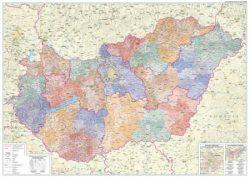 Magyarországi térképek