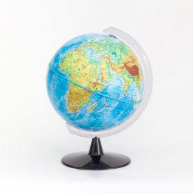 Hegy - vízrajzi földgömbök