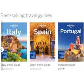 Angol nyelvű útikönyvek