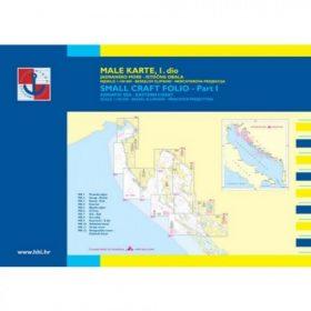 Adria hajózási térképek