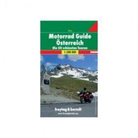 Freytag & Berndt motoros térképek