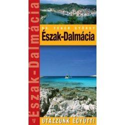 Dalmácia-Észak útikönyv Hibernia kiadó, Hibernia Nova Kft. 2008 Utazzunk együtt sorozat