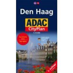 Den Haag térkép ADAC 1:13 500