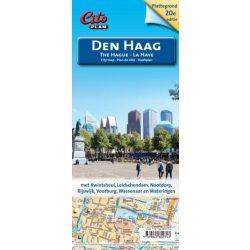 Den Haag térkép Cito plan 1:12 500  2015