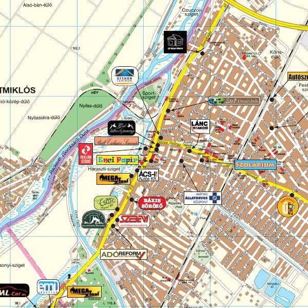 dunaharaszti térkép Dunaharaszti térkép, Dunaharaszti várostérkép + Ócsa, Taksony