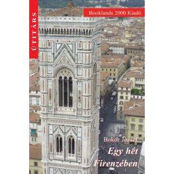 Egy hét Firenzében útikönyv Booklands 2000 kiadó