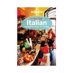 Lonely Planet olasz szótár Fast Talk Italian Phrasebook & Dictionary 2013