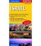 Izrael térkép Kunth 1:540 000