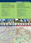 Kárpát-medence nevezetességei térkép hajtogatott Corvina 1:1 160 000 2013 92x66 cm