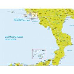 Kompass áttekintő turista térkép