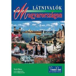 Látnivalók Magyarországon Vendégváró útikönyv Well-Press kiadó 2010 - német nyelven