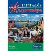 Látnivalók Magyarországon Vendégváró útikönyv orosz nyelven Well-Press kiadó 2010