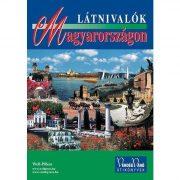 Látnivalók Magyarországon Vendégváró útikönyv orosz nyelven Well-Press kiadó 2010 - orosz nyelven