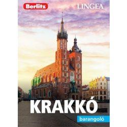 Krakkó útikönyv Lingea-Berlitz Barangoló 2019
